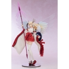 CARDFIGHT - VANGUARD OMNISCIENCE REGALIA MINERVA  - ANI STATUE