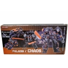 Make Toys - Mobine Series - Chaos Paladin - MIB - 100% Complete