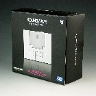 Music Label MP3 Player Soundwave - Sonic White Version - MIB - 100% Complete
