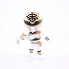 Loyal Subjects - Mighty Morphin Power Rangers - Wave 1 - White Ranger - Chase Figure