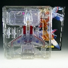 Masterpiece - MP-03G Clear Version - Masterpiece Ghost Starscream - MIB - 100% Complete