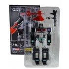 MP-10B - Masterpiece Black Convoy - Optimus Prime - MIB - 100% Complete