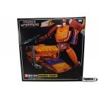 MP-09 Masterpiece Rodimus Prime - 1st Edition - MIB - Missing paperwork