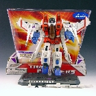 Masterpiece Starscream - Wal-Mart Edition - MIB - 100% Complete