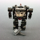 Machine Wars Transformers - Hoist - Loose - 100% Complete