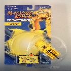Machine Wars Transformers - Hubcap -  MOC - 100% Complete