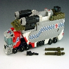 Machine Wars - Optimus Prime - Loose - 100% Complete
