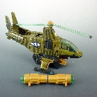 Machine Wars Transformers - Sandstorm - Loose - 100% Complete