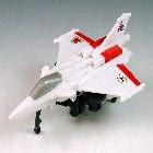 Machine Wars Transformers - Skywarp - Loose - Missing handgun