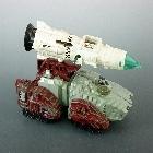 Machine Wars Transformers - Soundwave  - Loose - Missing radar