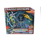 Transformers 2010 - Power Core - Skyburst w/Aerialbots - MIB - 100% Complete