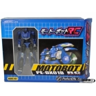 PE-DX-01B RC - Perfect Effect - RC Motorcycle - Blue Version - MIB - Missing bipod