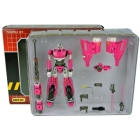 PE-DX-01 RC - Perfect Effect - RC Motorcycle - Pink Version - MIB - Missing bipod