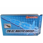 Perfect Effect - PW-02 Blue Master Sword - MIB - 100% Complete