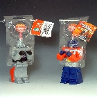 Punching Pop Candy - G1 Optimus Prime & Megatron