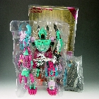 Reissue - Decepticon Piranacon - G1 Commemorative Seacons Set - MIB - 100% Complete