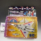 Reissue Commemorative Series - Starscream - MIB - Near Complete