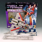 Reissue Commemorative Series - Starscream  - MIB - 100% Complete