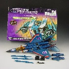 Reissue Commemorative Series - Thundercracker - MIB - As Is