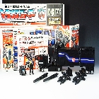 Reissue  - C-307X Nucleon Quest Convoy - MIB - 100% Complete