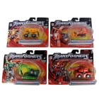 Robots in Disguise - Landfill - Set of 4 - MOSC