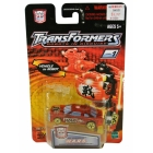 Robots in Disguise - Spy Changer W.A.R.S. - MOSC