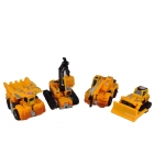 Robots in Disguise - Walmart Exclusive - Yellow Variant - Landfill - Missing gun