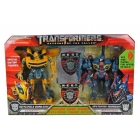 ROTF - Battlefield Bumblebee Vs. Infiltration Soundwave NEST set - MISB