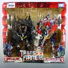Revenge of the Fallen - Jetpower Buster Optimus Prime and Jetfire - MISB