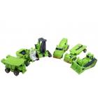 ROTF - Constructicon Devastator - G1 color scheme - Loose - 100% Complete