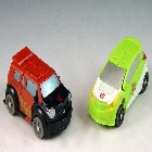 ROTF - Target exclusive - Rally Mudflap and Offroad Skids - Loose - 100% Complete