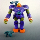 Matchbox Robotech - Zentraedi Powered Armour Quadrono Battalion - Loose - 100% Complete