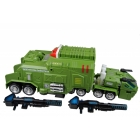 Xovergen - Supreme Tactical Commander Grand Patriot Green version - Loose - 100% Complete