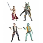Star Wars The Black Series 2 - 6 Inches - Case of 4