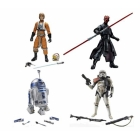 Star Wars The Black Series 1 - 6 Inches - Case / Set of 4