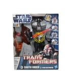 Star Wars Transformers Crossovers - Darth Vader Star Destroyer - MISB