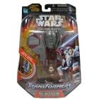 Star Wars Transformers - Obi-Wan Kenobi - MOSC