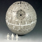 Star Wars Transformers Crossovers - Darth Vader to Death Star - Loose - As Is