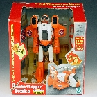 1-2-3 Transformers - Charlie Chopper - MISB