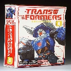 Reissue - Transformers Collection - TFC #4 Tracks - Damaged Box