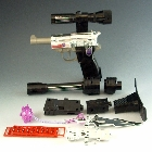 Reissue - Transformers Collection - TFC #6 Megatron - Loose - Very Near Complete