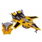 Transformers Go - G02 - Jinbu Samurai - Jet - Loose - 100% Complete