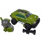Transformers Prime Voyager Series 02 - Robots in Disguise - Bulkhead - Loose - 100% Complete