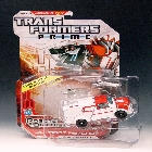 Transformers Prime Deluxe Series 02 - Robots in Disguise - Autobot Ratchet - MOC - 100% Complete