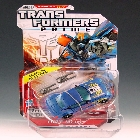 Transformers Prime Deluxe Series 03 - Robots in Disguise - Hot Shot - MOC - 100% Complete