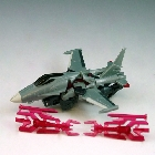 Transformers Prime - Cyberverse Commander  - Starscream - Loose - 100% Complete