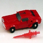 Transformers Prime - Cyberverse Legion - Cliffjumper  - Loose - 100% Complete
