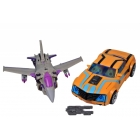 Transformers Prime - Starscream vs. Bumblebee - Loose - 100% Complete