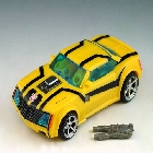 Transformers Prime - Deluxe Series 01 - Bumblebee - First Edition - Loose - 100% Complete