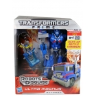 Transformers Prime Voyager Series - Ultra Magnus - MIB - 100% Complete